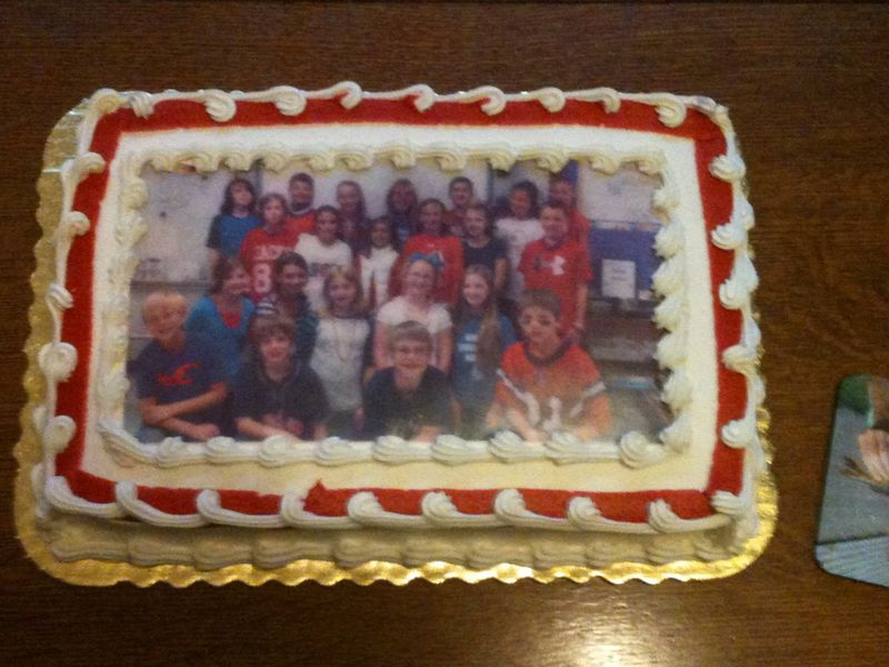 Leah Cake