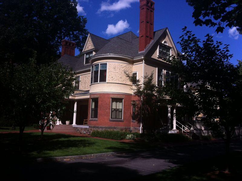Leah_Yawkey House